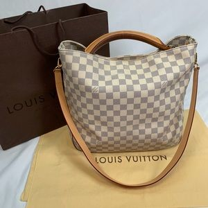 Louis Vuitton Damiel Soffi Shoulder Bag